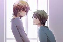 Junjou Romantica (Egoist) - Hiroki x Nowaki
