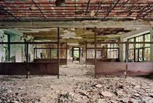 Mysterious and abandoned places
