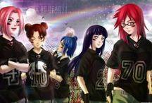 Naruto - Girls