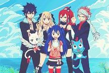 Fairy Tail - The Strongest Team of FT