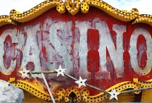 Casino Nostalgia / Old time gambling and casino art, posters and advertising