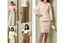 Modest Dressing - Vogue Patterns