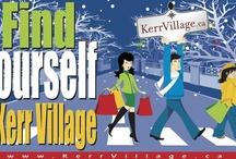 Kerr Village, Oakville, Ontario