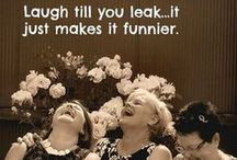 """Leak a Laugh :D / """"People who stop laughing are always the ones who get hurt."""""""