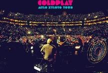 Roadie 42 AKA Matthew Miller's images of Coldplay