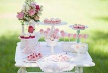 Candybar - Mesas dulces