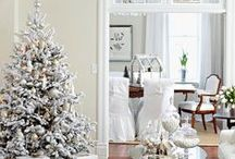 interior design in white / white mood for your home