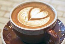 Coffee Break  / ☕️☕️☕️ / by Vivet Desabah