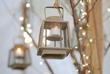 Romantic Candle Lights & Lanterns / by Vivet Desabah