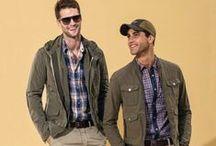 Abbigliamento Uomo / Collezioni di Abbigliamento Uomo Moderno, Giovane, Casual, ma anche elegante e raffinato, acquistabili nei negozi Bossalini di Piacenza