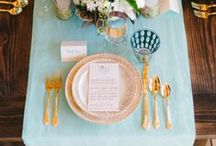 Place Settings / All about great place settings; placemats, cutlery, glassware and more!