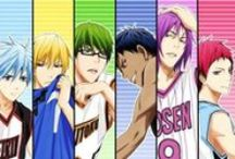 "Kiseki no Sedai / Teikō Junior High School Basketball Club. A super strong school with more than 100 club members, boasting several successive championship wins. But even within that glorious history, there is still a team that can without fail be called the ""strongest"" - a generation of five players with talents that you would see once every ten years called the ""Generation of Miracles."""