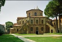 All the colours of Ravenna
