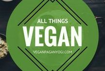 All Things Vegan / Veganism made easy! Delicious Vegan recipes, tips, tricks & inspiration! Healthy, kind,conscious, compassionate, wholesome, fit living starts now! A Vegan Diet will change your life & the impact you make will save millions of lives every day!
