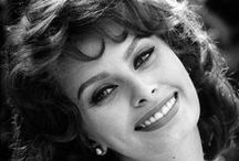 Sophia Loren / Sofia Villani Scicolone