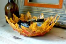 Autumn / Ideas to incorporate the seasons into the curriculum