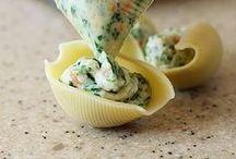 interesting cuisine (pasta)