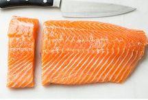 interesting cuisine (fish)