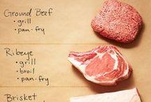 interesting cuisine (meat)