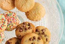 interesting desserts (cookies)