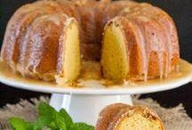 interesting desserts (cakes)
