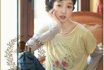 Outfit Morikei / Mori girl