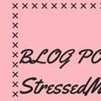 StressedMum / The blog journey of a stressed mum and my pre teen daughter