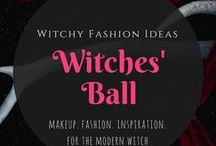 Witchs' Ball / Witchy Inspiration for Fashion, Makeup & Beauty. Extravagant to Every Day makeup & fashion ideas for the Modern Witch & for all the Dark Goddesses out there!