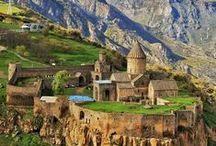 Arménie ,Gruzie