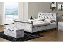 Crushed Velvet Furniture and Home / Our opulent collection of beautiful crushed velvet furniture.