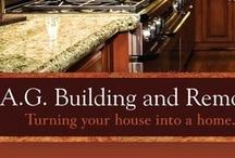 A.G. Building and Remodeling / www.agbuildingandremodeling.com  Like us on facebook: https://www.facebook.com/pages/AG-Building-and-Remodeling-LLC/203987179639210