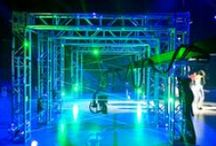 Laser Shows by TLC / Laser effects, laser shows by TLC Creative