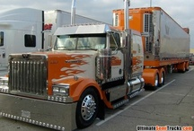 Western Star Truck Collection / Our gallery of Western Star trucks.... the tough, hard working rigs... doing work that other trucks can't. / by Smart Trucking