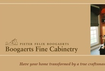 Boogaerts Fine Cabinetry / Boogaerts Fine Cabinetry, located in the West Howard district in Kensington, has served the community for more than a decade. The company provides home and office improvement services, which include remodeling, custom cabinetry and other furniture, bar renovation, living room and home office upgrades and so much more. Boogaerts prides itself on stellar craftsmanship that remains unmatched in the greater DC area. www.pfboogaerts.com