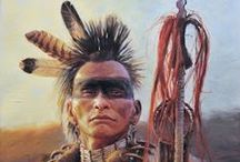 Native Americans / by Lana Hieftje