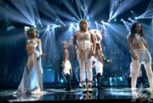 TLC on Live TV - Special Effects Excitement / TLC performs live special effects on TV, from Rihanna on American Idol - and on the American Music Awards - with live WATER effects by TLC Creative of Los Angeles