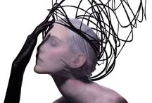 Fashion / Sculpture / Sculptural fashion