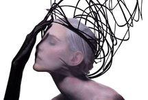 Fashion / Sculpture / Sculptural fashion
