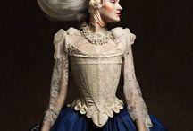 Victorian fashion inspiration