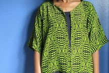 Nähidee: BATIST (viskose) / Great sewing ideas for custom printed viscose BATIST.