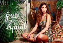 The Boho Girl Shop / The collections and products available at The Bohemian Girl