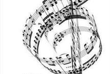 carta da musica e scrittura