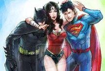DC :-* ♥ / DC komiksové postavy ♥