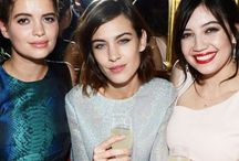 FAVES / daisy,alexa,pixie individually wonderful collectively awesome