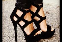 Lets get some Shoes / Women's shoes / by Alysha Kulp