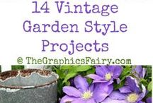 Home   Garden Ideas / Ideas to try in the yard and garden.