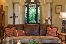 Mi Casa / Beautiful inspiration and ideas for my home. / by Tracey Wallace Bocksnick
