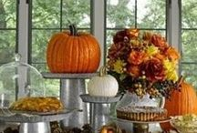 Fall / My favorite holiday -- because it's all about family and food and nothing else! / by Kathleen Malecka
