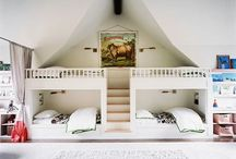 Bunkbeds / The only thing I ever wanted when I was little... And a balkony :-)