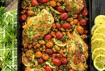Recipes To Try Chicken / by KarrLa Spencer